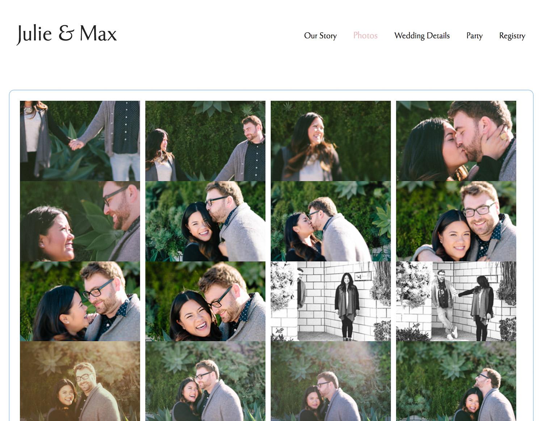 Julie & Max